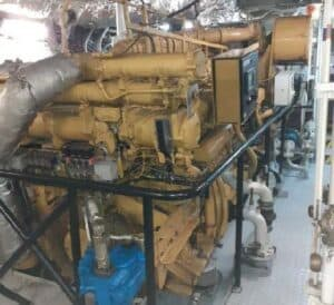 Caterpillar 3516 engine