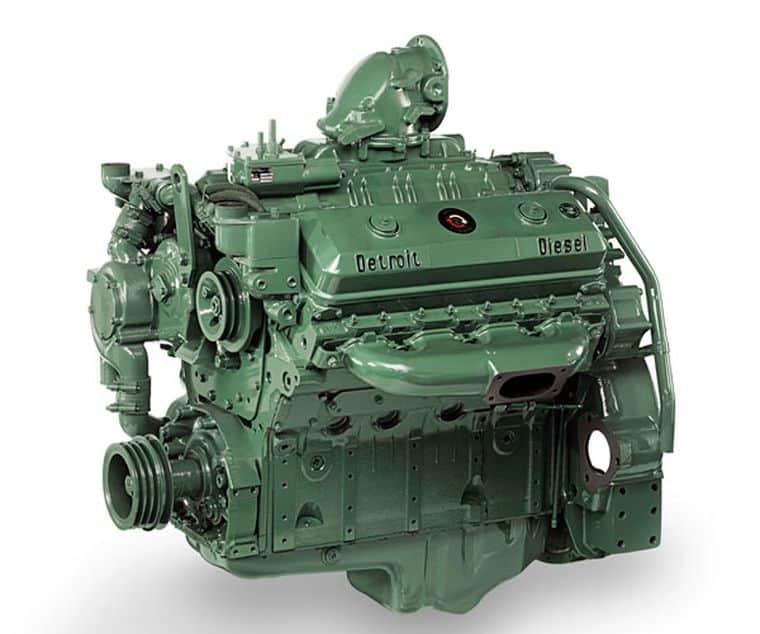 Detroit Diesel Spares Support