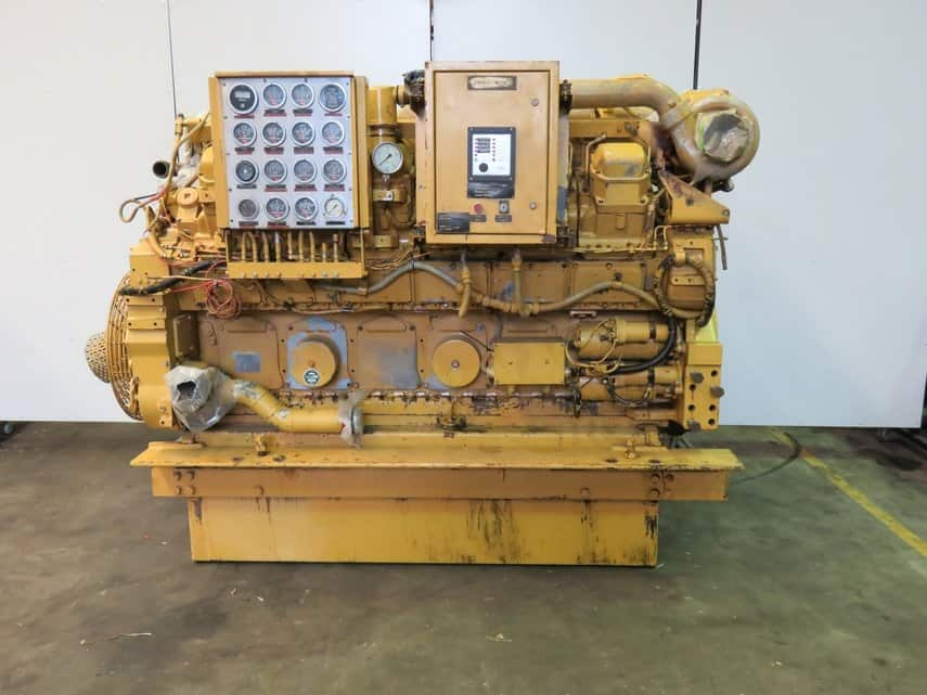 caterpillar 3513 engine