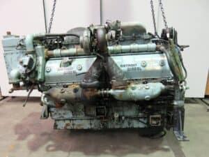detroit diesel 12v149 engine