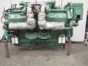 detroit diesel 16v149 engine