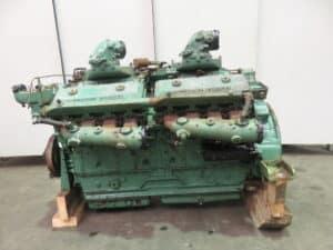 detroit diesel 16v71 engine