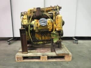 detroit diesel 4-71 engine