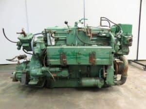 diesel detroit 6-71 engine