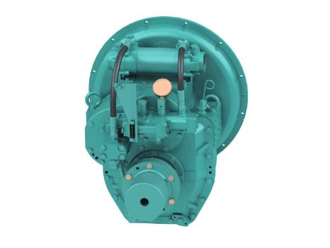 d-i marine transmissions DMT 140H