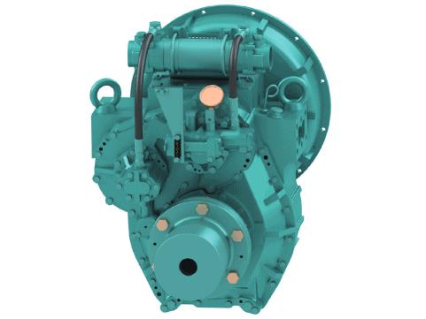 d-i marine transmissions DMT 260H