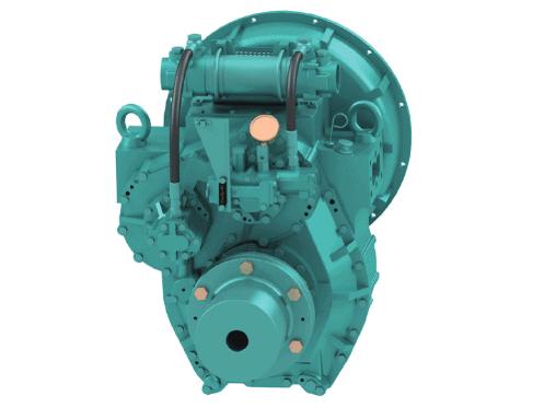 d-i marine transmissions DMT 280H