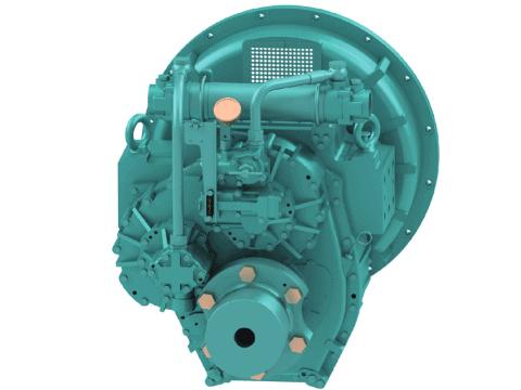 d-i marine transmissions DMT 550H