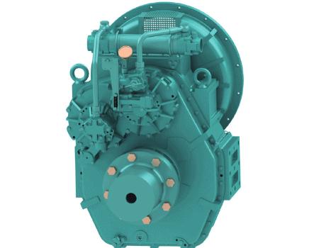 d-i marine transmissions DMT 561HL