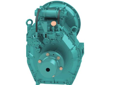 d-i marine transmissions DMT 260HL